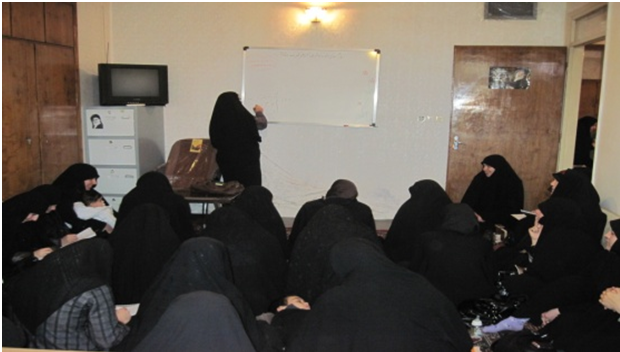 دومین جلسه آموزش مربیان ارومیه